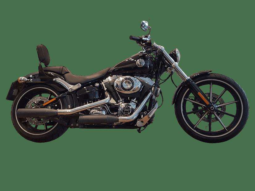 Harley de ocasión