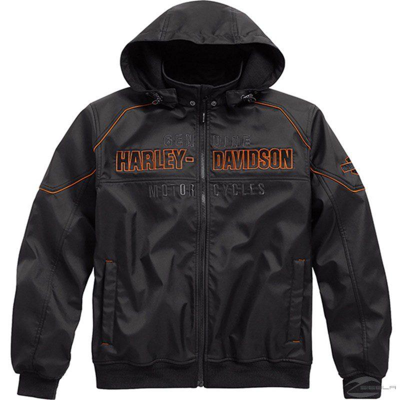 H98163-21VM Men's Idyll Windproof Soft Shell Jacket