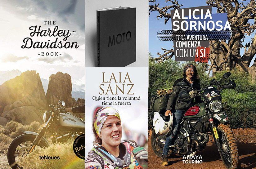 4 libros que todos motero debería Leer harley davidson alicante