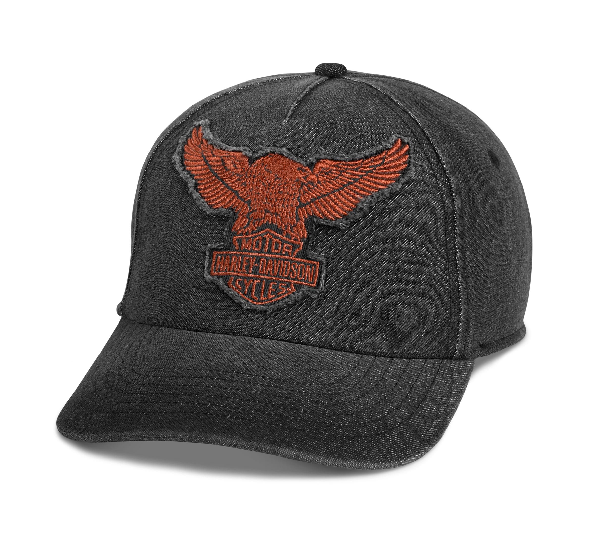 H97689-21VM Gorra hombre Winged Eagle Baseball